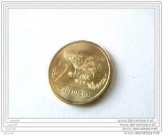2 Pesos 2011 - Carpincho - URUGUAY - - Uruguay