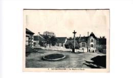 LE CHATELLIER MAIRIE ET ECOLE ,JOLI PLAN  REF 35529 - France