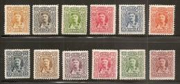 2382. Montenegro, 1907, Definitive - Prince Nikola, MH (*) - Montenegro