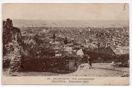 SALONIQUE (GRECE) - VUE PANORAMIQUE - Grecia