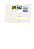 SVIZZERA 2002 - Unificato 1730-1731-1801 - Lettera Per L'Italia - Svizzera