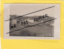 CPA Photo - 71 - LA CHAPELLE -  Les Blaises  - ( La Chapelle Du Mont De France ?) - VOIR DESCRIPTIF - Autres Communes
