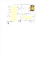 SVIZZERA 2003 -  Cartolina Per L'Italia - Unificato 1751 - Svizzera