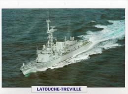 France 1988, LATOUCHE-TREVILLE  édit.ATLAS, 24cmsx15.5cms, Au Dos Renseignements  Divers (b6) - Boten