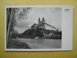 MELK. L'Abbaye. - Melk