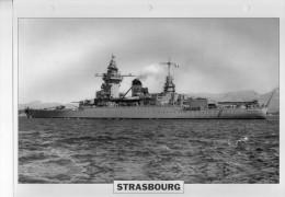 France 1940, STRASBOURG,   édit.ATLAS, 24cmsx15.5cms, Au Dos Renseignements  Divers (b8) - Bateaux