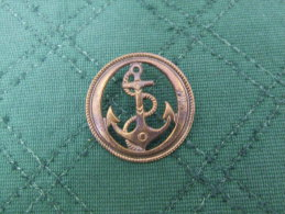 INSIGNE ANCRE DE MARINE - Marine