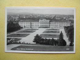 WIEN. Le Château De Schönbrunn. - Château De Schönbrunn