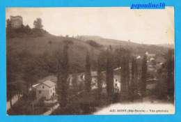 MONS (Haute Savoie) VUE GÉNÉRALE. - 1931 - - France