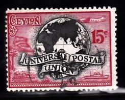 Ceylon, 1949, SG 411, Cancelled - Sri Lanka (Ceylon) (1948-...)