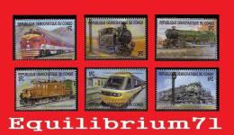 1908/1913** Trains / Treinen - CONGO - Dem. Republik Kongo (1997 - ...)
