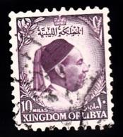 Libya, 1951, SG 180, Used - Libye