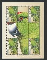 2005 Australian Parrots Mini Sheet Only Available From The Year Album For 2005  Complete Mint Unhinged Mini Sheet - Blocks & Sheetlets