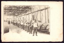 FUNCHAL / MADEIRA / PORTUGAL Postal Borracheiros Tipo Recordação 1900s. Old Postcard Ethnic Costume - Madeira