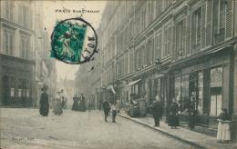 75 PARIS 11 / Rue Clauzel / - Distrito: 11