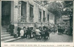 75 PARIS 11 / Union Chrétienne De Jeunes Gens, Faubourg Saint Honoré /