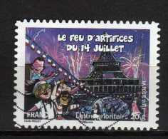 France Autoadhésif  Y&T  N°  567  Oblitéré - France