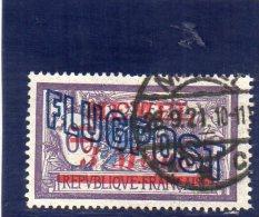 MEMEL 1921 ARIENNE YV 6 O - Memel (Klaïpeda)