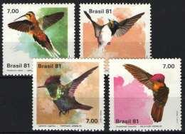 Brazil 1981. Animals / Birds Set MNH(**) - Non Classés