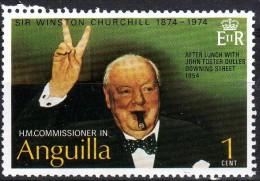Anguilla - W. Churchill - Anguilla (1968-...)