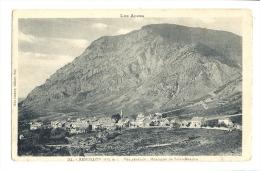 Cp, 05, Remollon, Vue Générale, Montagne De Saint Maurice - France