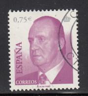 Spain Used Scott #3138 75c King Juan Carlos I - 2001-10 Oblitérés