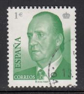 Spain Used Scott #3139 E1 King Juan Carlos I - 2001-10 Oblitérés