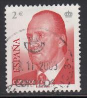 Spain Used Scott #3140 E2 King Juan Carlos I - 2001-10 Oblitérés