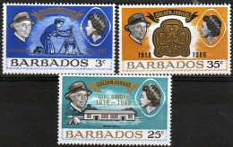 Barbados Golden Jubilee - Barbados (1966-...)