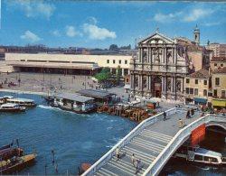 (101) Italy - Venizia St Lucie Train Station - Stazioni Senza Treni