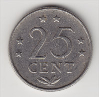 @Y@   Nederlandse Antillen     25 Cent    1978      (2477) - Nederlandse Antillen