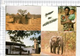 TOGO    NORD   -  Bonjour Du Nord Togo - 4 Vues - Togo