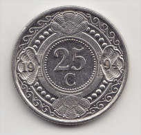 @Y@   Nederlandse Antillen     25 Cent 1994      (2480) - Nederlandse Antillen