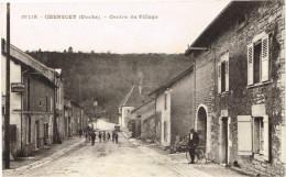 DOUBS 25.CHENECEY CENTRE DU VILLAGE - Frankreich