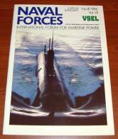 Naval Forces 3-1986 Special Supplement Vickers Shipbuilding And Engineering Limited - Armée/ Guerre