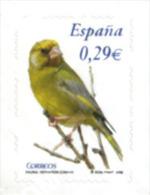 Ref. 190647 * MNH * - SPAIN. 2006. FAUNA AND FLORA . FAUNA Y FLORA - Pájaros