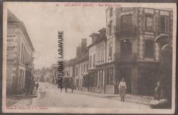 51---SEZANNE--Rue Notre Dame---animé - Sezanne