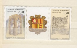 ANDORRE 1994 CONSTITUTION  YVERT N°443A NEUF MNH** - Neufs