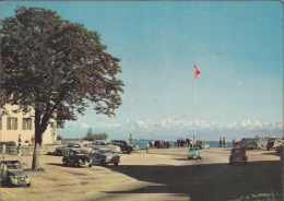 SUISSE,HELVETIA,SWISS,SCHWEIZ,SVIZZERA,SWITZERLAND ,NEUCHATEL,1961,parking,alpes - Suisse