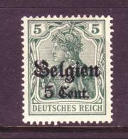 German Occupation Belgium N 12  ** - Occupation 1914-18