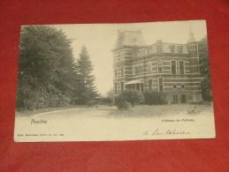 ASSE  -  ASSCHE  -  Kasteel  Putberg  -  1904  -  (2 scans)