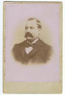 Photo Cartonnée   10.5 Cm  X 16 Cm - Antiche (ante 1900)