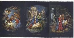 A117 - Natale Noel Weihnachten Christmas Houx , 6 Cartoline Nuove. Edizione Saemee - Non Classificati