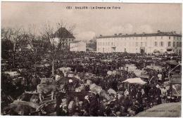 SAUJON/17/Le Champ De Foire/Ref :0273 - Saujon