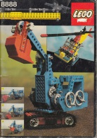 Lego 8888 Technic Livre D´idées 100 % Complet Voir Scan - Planos