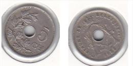 5 CENTIMES Cupro- Nickel 1923 FR - 1909-1934: Albert I