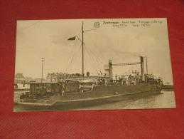 ZEEBRUGGE  -  Ferry Boat - Zeebrugge