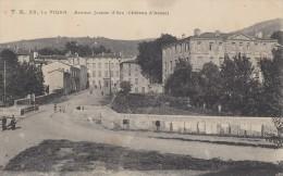 CPA - Le Vigan - Avenue Jeanne D'Arc ( Château D'Assas ) - Le Vigan
