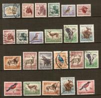 AFRIQUE DU SUD.    .L O T  .  ANIMAUX /  FAUNE  ..oblitérés. - Afrique Du Sud (1961-...)
