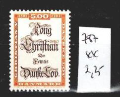Danemark 787 ** Côte 2.25 € - Dänemark